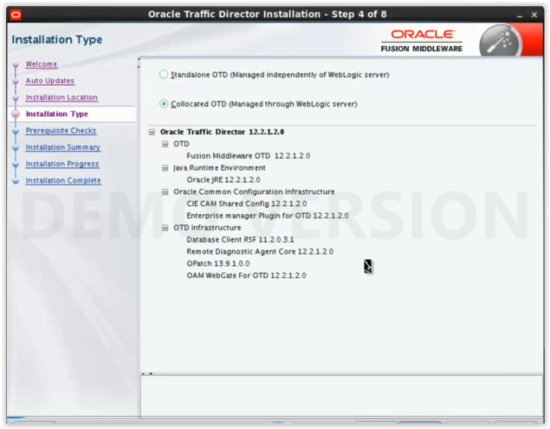 OBIEE Installation Part 5(Oracle Traffic Director